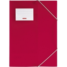 Sammelmappe A4 FACT! red