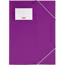 Sammelmappe A4 FACT! violett