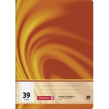 Schulheft A4 Vivendi Lin39 16Bl
