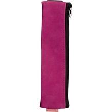 Schlamper-Etui mit Gummiband pink