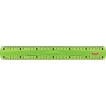 Lineal 30cm kiwi