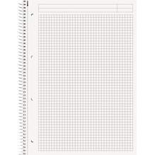 BRUNNEN Collegeblock Premium 1067145 DIN A4 Protokoll