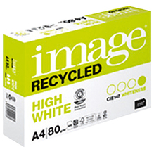 Image Kopierpapier Recycled 468429 DIN A4 80g ws 500 Bl./Pack.