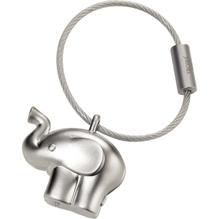 TROIKA Schlüsselanhänger KR14-01/MA Elefant matt