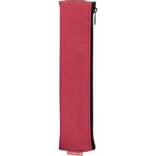 Schlamper-Etui mit Gummiband red