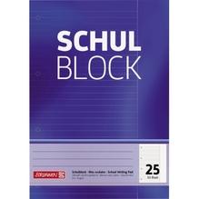 Schulblock A4 Lin25 50Bl