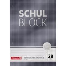 Schulblock A4 Lin28 50Bl Premium