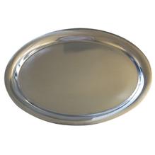 Esmeyer Serviertablett 400-1265 22x29cm oval Edelstahl