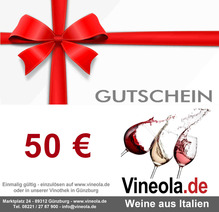 Geschenkgutschein über 50 €