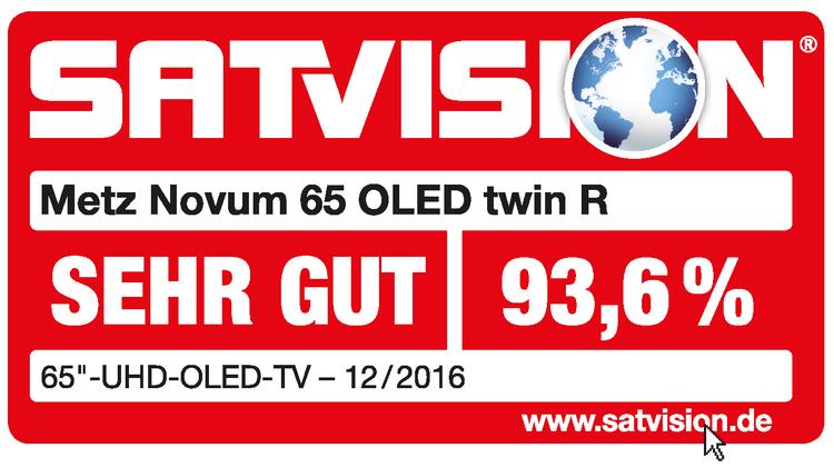 METZ NOVUM 55 OLED twin R