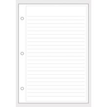 Notizzettel, A5, FSC MixCred, basic, 100g/m2, SB-Btl 24Blatt
