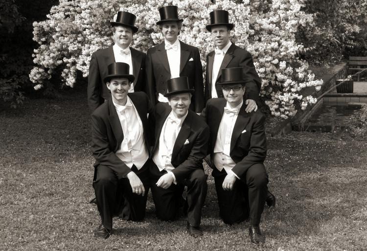 Neujahrskonzert mit den Belcanto Harmonists - Konzerttickets (Erwachsene)