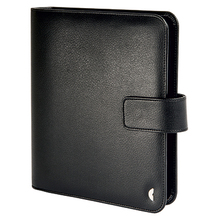 Chronoplan Timer 50103 DIN A5 1T/1S gefüllt Kunstleder schwarz