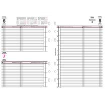 bind Kalendereinlage Maxi  B250818 2018 DIN A5 1W/2S