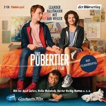 Das Pubertier, 2 Audio-CDs | Weiler, Jan; Haußmann, Leander