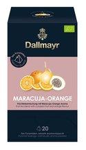 Dallmayr Pyramidenbeutel Früchtetee Maracuja Orange