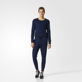 Trainingsanzug Damen Adidas Chill Out Fb. navy/black
