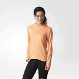 Adidas Damen Hoody RS Astro W Fb. easy orange