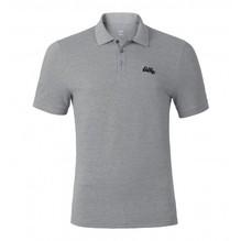 Herren Poloshirt ODLO s/s TRIM Farbe: grey melange 525922