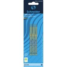 Schneider Kugelschreibermine 575 M 77613 blau 5 St./Pack.