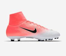 Fußballschuh Nike Mercurial Victory VII DF FG Farbe: racer pink/black