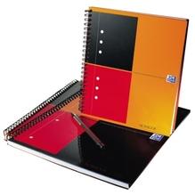 Oxford Collegeblock Notebook 100103664 DIN A4+ kariert 80Blatt