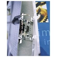 DURABLE Schnellhefter 251219 DIN A4 PVC transparent