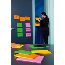 Post-it Haftnotiz Super Sticky Meeting Notes 6445-4SS 4 St./Pack.