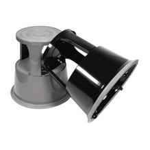 Soennecken Rollhocker 3619 mit 3Gleitrollen schwarz