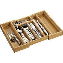 Esmeyer Besteckkasten Bambus 290-078 33,5x6cm braun