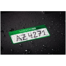 Avery Zweckform Inventaretikett 6908 PES 50x20mm si/gn 50 St./Pack.