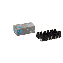 ALCO Foldbackklammer 780S11 15mm schwarz 12 St./Pack.
