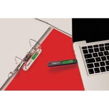 FiLEReX USB-Stick 230100 16GB USB 2.0 black/green