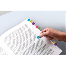 Post-it Heftstreifen Index Mini Promotion 683-3+3 farbig +3 Gratis