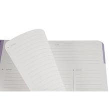 Soennecken Officebook date notes action 2348 DIN A5+ 90g 80Bl. lin.