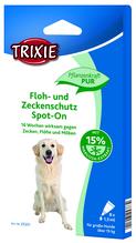 Floh- und Zeckenschutz Spot on; für große Hunde