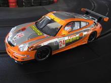 SC7033 Scaleauto 1:24 Porsche 911 RSR 2011 Road Atlanta