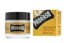 PRORASO Moustache Wax, 15ml