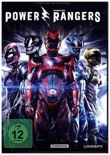 Power Rangers, 1 DVD