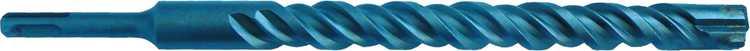 Craft-Pro® HM Hammerbohrer SDS-Plus, 4 Schneiden 'Cross-Point' mit Doppelwendel... 4S-Cross-Point Ø 12,0 x 600/510 mm