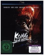 Kong: Skull Island, 1 Blu-ray