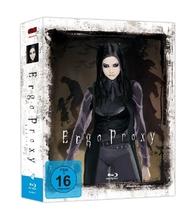 Ergo Proxy - Gesamtausgabe, 4 Blu-ray