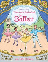 Mein erstes Stickerbuch: Im Ballett   Young, Caroline