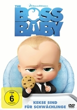 The Boss Baby, 1 DVD