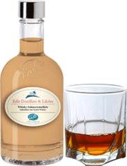 Whisky Sahne Cremelikör