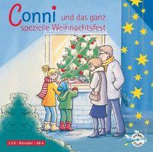 Meine Freundin Conni, Conni und das ganz spezielle Weihnachtsfest, 1 Audio-CD | Boehme, Julia; Schneider, Liane