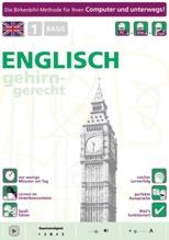 Englisch gehirn-gerecht, 1 Basis, 1 CD-ROM | Birkenbihl, Vera F.