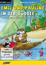 Emil und Pauline in der Südsee 2.0, 1 CD-ROM | Bartl, Almuth