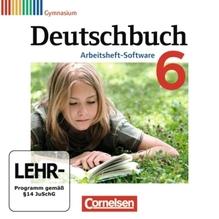 6. Schuljahr, Übungs-CD-ROM zum Arbeitsheft