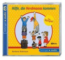 Hilfe, die Herdmanns kommen, 1 Audio-CD | Robinson, Barbara